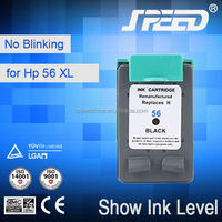 Chip Reset for HP 56 Ink Cartridge with Premium Ink