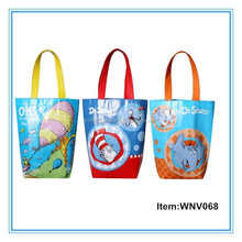 Customed OEM printed pp non woven bag