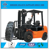 Customized Solid Forklift Wheel
