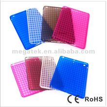 Tablet case cover Diamond veins ultra thin jelly tpu case for ipad mini ,for ipad case ultra thin ,for ipad mini case tpu
