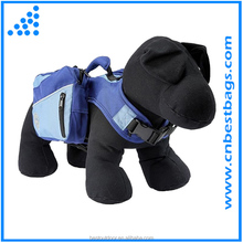 Detachable Pack Instantly Turns into Harness - Athletic Dog Training - Enjoy a Healthier, Happier Dog backpack