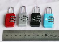Security mini digital luggage lock