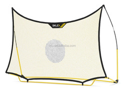 8x5 foot Quickster Soccer Combo System (One Goal and One Rebounder)