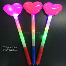 glow stick /led cheering stick/ / led flashing light stick