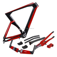 Chinese new design carbon bike frame Time Trial bike carbon frame TT carbon frame FM069