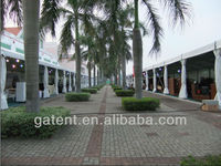 Outdoor Long Marquee Exhibition Tent for Sale and Rent
