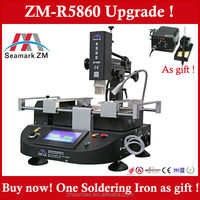 ic reballing kit ZM-R5860 bag rework station upgrade ! Additional function , Same price !
