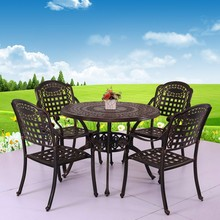 cast iron pedestal table manufacture china