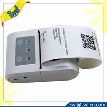mobile handheld pda with thermal printer