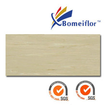 Hospital Use Anti-static Bomeiflor Directional Homogeneous Recycling Vinyl Flooring BM2007