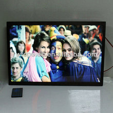 22 inch full hd media player with LCD screen, support 1080p video, ideal for advertisement