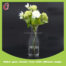 2015 de la alta calidad hermosa naturales flor artificial única arreglos florales