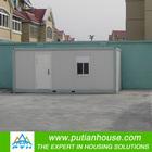 barato 20 pés casa recipiente móvel para os trabalhadores