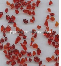 Color glass beads for swimming pool /Crushed glass /irregular shaped 1-3mm,3-6mm,6-9mm