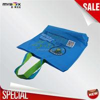 2015 hot sale Reusable eco foldable plastic shopping bag
