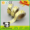 15mm hot sale decorative foil masking tape