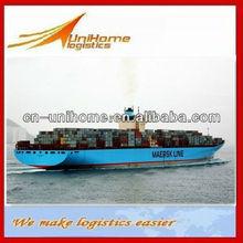 ocean freight to Melbourne, Australia