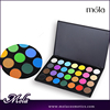 Create your own bran 28 color eye makeup for blue eyes light yellow eyeshadow
