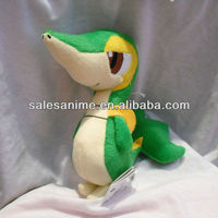 Anime Pokemon Pocket Monsters snake Plush Doll 4 inch