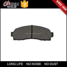 brake pads D913 for MAZDA B2300 B3000 B4000