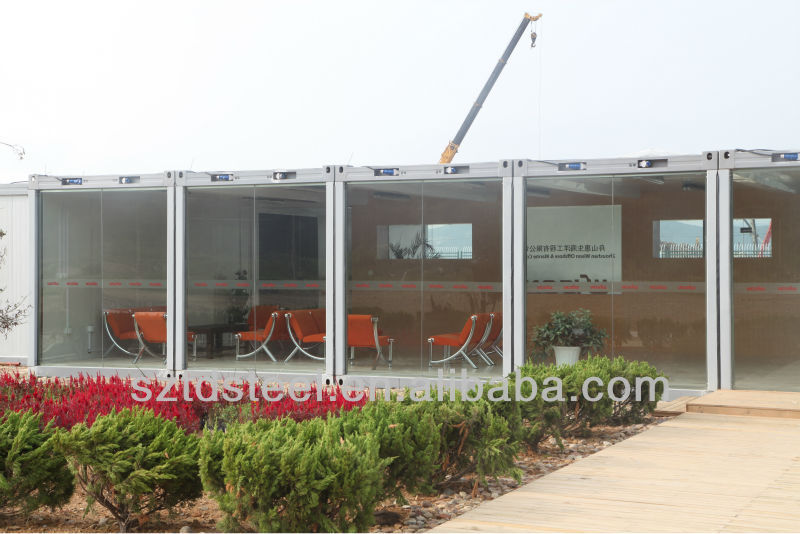 Economic modular container home for sales buy container - Mobil home economicos ...