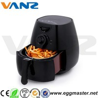 New Products Deep Fryer Without Oil, Hot Air Fryer, Oil Free Deep Fryer