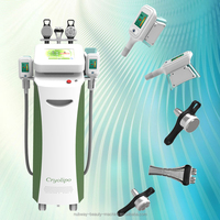 Golden Supplier Nubway !!! cold body sculpting machine / Cryo Device / Cryolipolysis Fat Freezing