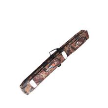 Wholesale durable camo tackle bag canvas fishing rod bag