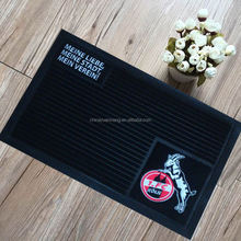 Hot selling Branding pvc logo mat