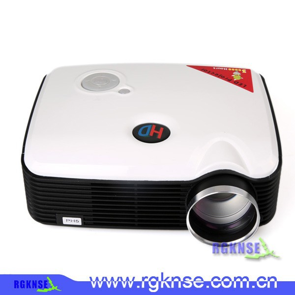 High lumens cheap mini led pico projector 1280 800 buy for Highest lumen pocket projector