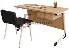 Cheap School Furniture Flip Smart Computer Table Steel Computer Table Furniture
