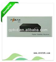 set top box azmax s5s decodificadores chile