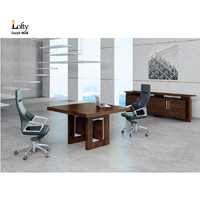 Foshan simple wood conference tables of office furniture