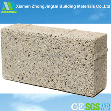Ecological Water Permeable Ceramic Brick Tile in white FOR tropical rainforest climate