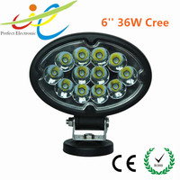 """7"""" 36W CREE Led Working Driving Light For Off Road 4x4 Geep, Truck, Tractor Work Led Light"""