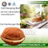 BSCI QQFactory sunny seat cat window seat / popular cat bed modern