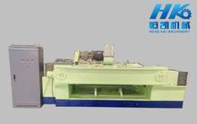 China plywood peeling machine, wood lathe machine of veneer peeling machine for Indonesia