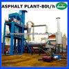 80Tons/Hour Mini Asphalt Plant-LB1000