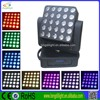 25*12w matrix beam led moving head light professional lighting for nightclub disco party