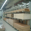 Jracking Heavy duty board rack suitable for outdoor warehouse