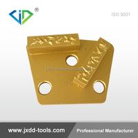 PCD Segment Concrete Pad for removing Epoxy