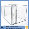 2015 Comfortable and beautiful High quality Safe and Anti-rust Powder coating welded/ chain link dog kennels cages