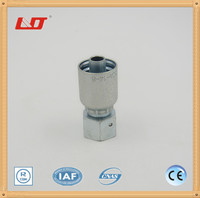 Metric 24 Cone O-Ring Seal Swivel Nut H.T. Pipe Joint