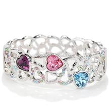 New stainless steel bracelet link bracelet jewelry diamond bracelet jewelry