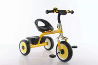 2016 cheap colorful baby tricycle with back seat hot sale kids trike / cheap price child small bicycle