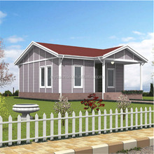 Real estate fast build customized modern home plan