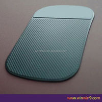 car dashboard accessory mat to charge your phone,colorful hot sale car sticky pad,high quallitybranded logo car mats
