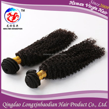Factory Price Best Quality Brazilian Kinky Curly Hair Weaving Cuticle Remy Unprocessed Virgin Brazilian Hair