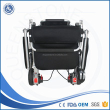 2015 Manual Wheelchair Durable Power chairs with foldable backrest for patient and cerebral palsy children