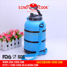 Plastic Water Cooler Jug With Beautiful Design